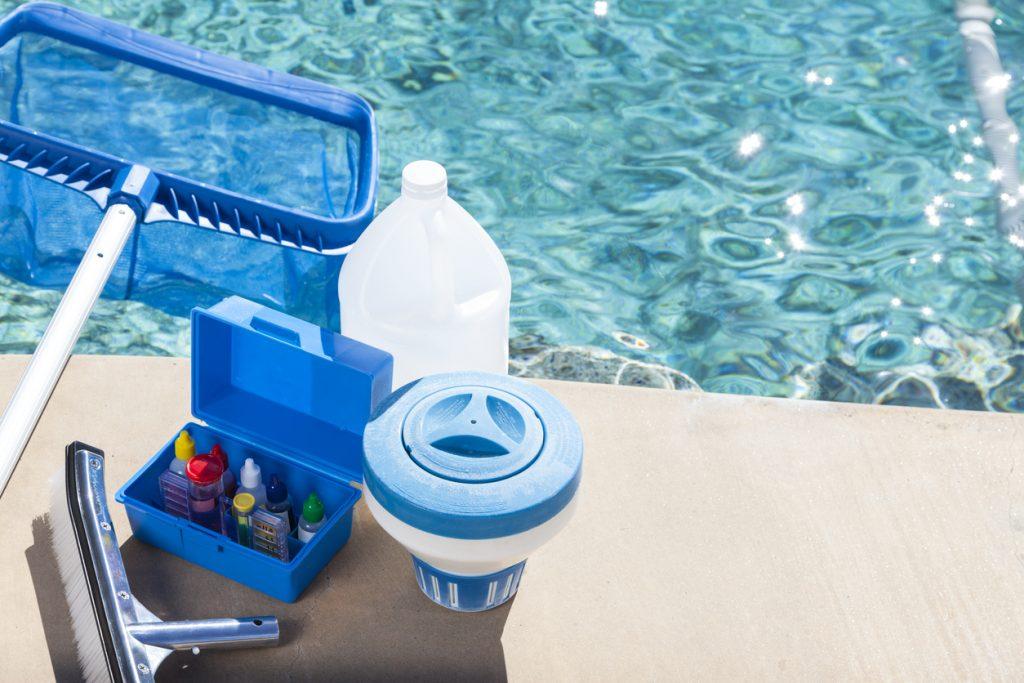 nettoyer piscine sans aspirateur