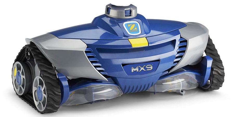 Robot de piscine zodiac Test et Avis : Un aspirateur pas cher ?